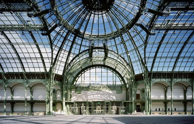 Le Grand Palais Paris Fiac 2016